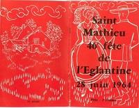 La fête de l' Églantine à Saint-Mathieu (1)