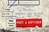Chez nous, 17 janvier 1959